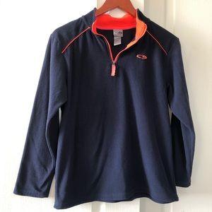 Kids Champion Fleece pullover size L (12/14)
